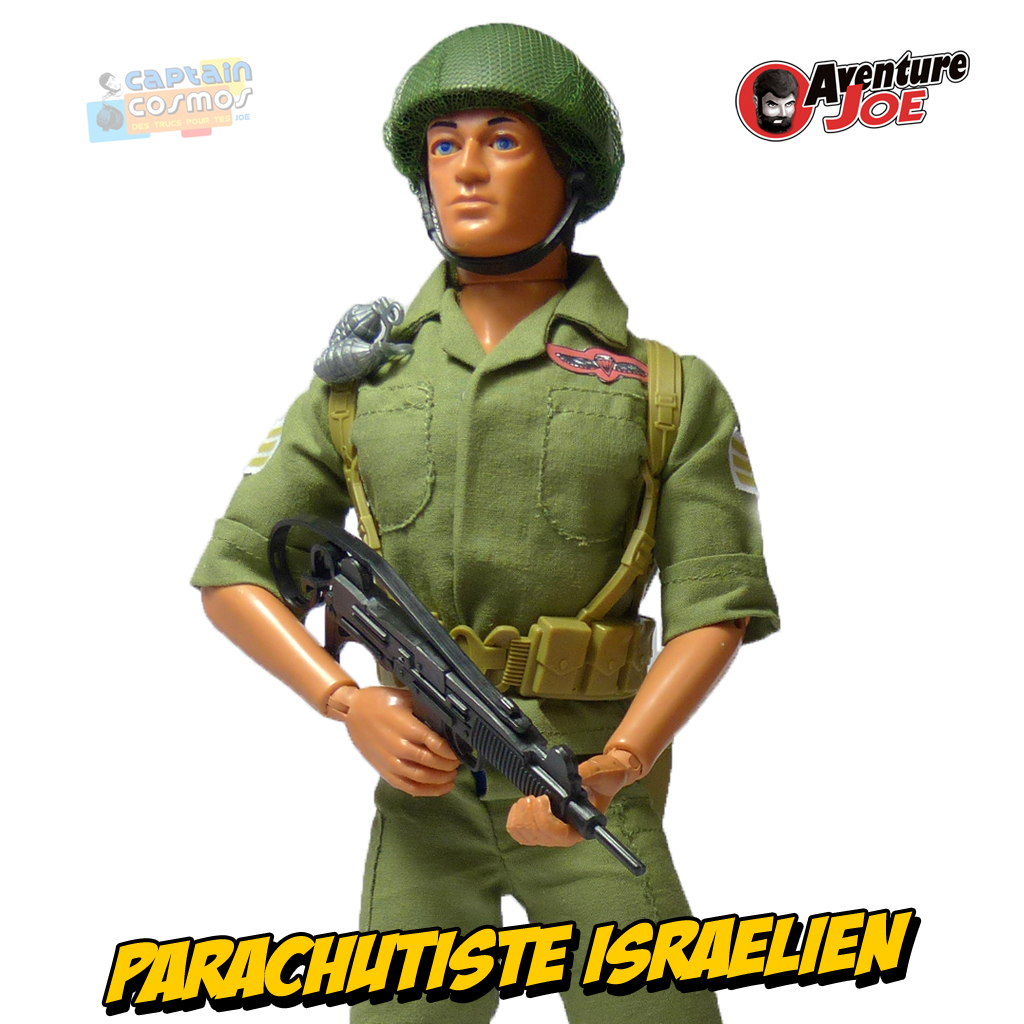 Israeli Paratrooper Uniform Set<BR>PRE-ORDER: ETA Nov. 2019
