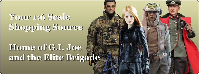 Cotswold Collectibles - 1:6 Scale Action Figure Specialist Since 1989
