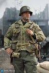 Captain Miller: WWII US 2nd Ranger Battalion<BR>PRE-ORDER: ETA Dec. 2020