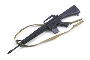 M16 Rifle with Sling