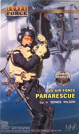 US Air Force Para Rescue - Bones Wilson