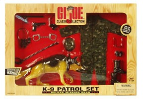 K-9 Patrol Set, Deluxe Mission Gear