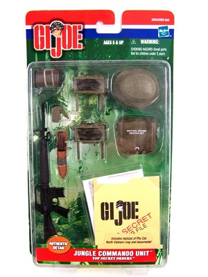 Top Secret Orders: Jungle Commando Unit