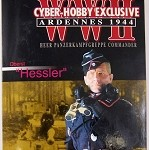 Hessler: Panzer Commander, Ardennes 1944, Cyber-Hobby Excl.