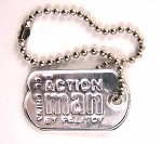 Dog Tag: Action Man Replacement