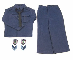Uniform: US Police