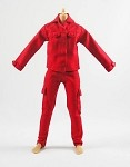 Female Action Outfit (Red)