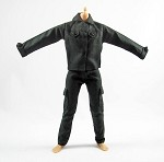 Female Action Outfit (Black)