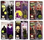 Horror Series: 6 Piece Figure Set - Wave 6  (1:9 Scale)