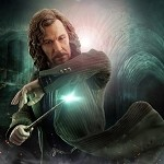 Harry Potter and The Order<BR>of the Phoenix<BR>Sirius Black<BR>