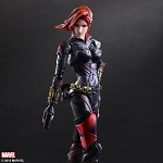 Play Arts Kai<BR>Black Widow (1:7)<BR>
