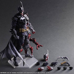 Play Arts Kai<BR>Batman/Two Face<BR>(1:7 Scale)<br><b>Save $70!</b>