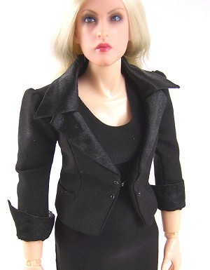 Black Dress Jacket (Female)