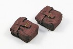 M16 Ammo Pouches: Brown (Pair)