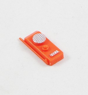 Walkie Talkie (Orange/Antenna)