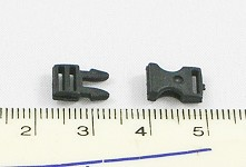 5mm Plastic Buckle Set