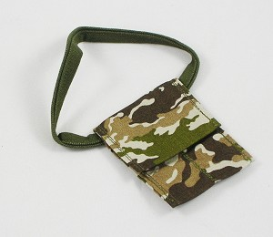 Explorer Satchel (Camo)