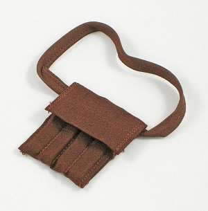 Sub-Machine Gun Ammo Satchel (Brown)