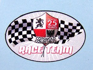 Elite Brigade Race Team Uniform Decal