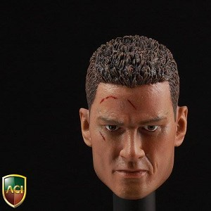 Manu Male Head Sculpt