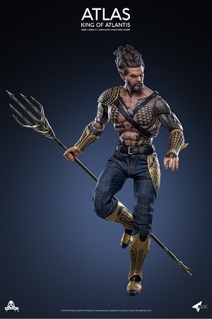 Atlas: King of Atlantis<BR>PRE-ORDER: ETA Q4 2020