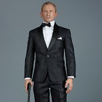 Royal Agent Suit & Head Sculpt Set (Black)
