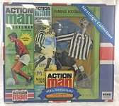 Newcastle United Footballer Figure Set