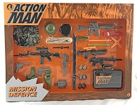 Action Man: Mission Defense Accessory Set