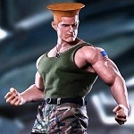 Street Bruiser American Soldier Outfit & Head Sculpts Set (Green)