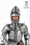 Duke of Saxony-Coburg (1521–1553) Armored Figure Set<BR>PRE-ORDER: ETA Q2 2020<BR>WAIT LIST