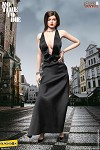 No Time To Die Female Outfit & Sculpt Set (Black Dress)<BR>PRE-ORDER: ETA Q4 2020