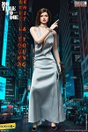 No Time To Die Female Outfit & Sculpt Set (Silver Dress)<BR>PRE-ORDER: ETA Q4 2020