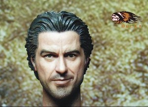 Robert Head Sculpt<BR>