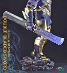 Double Bladed Sword<BR>PRE-ORDER: ETA Q1 2021