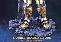 Double Bladed Sword Base<BR>PRE-ORDER: ETA Q1 2021