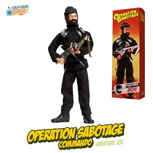 Commando: Sabotage Operation (Operation Sabotage) Uniform Set