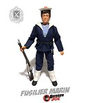 French Naval Infantry Uniform Set<BR>PRE-ORDER: ETA Feb. 2021