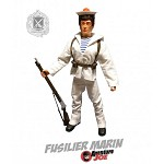 French Naval Infantry Uniform Set (White)<BR>PRE-ORDER: ETA LATE FEB. 2021