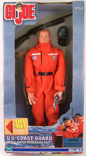 US Coast Guard Cold Water Immersion Suit, Cauc.