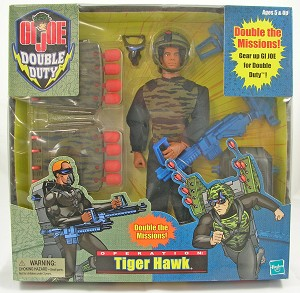 GI joe Double Duty: Operation Tiger Hawk, Hispanic