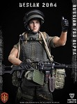 Russian Alpha Special Forces Machine Gunner (1:12 Scale)<BR>PRE-ORDER: ETA Q3 2020
