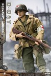 WWII US Army Medic, 2nd Rangers (1:12 Scale)<BR>PRE-ORDER: ETA Q2 2021
