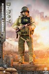 WWII US Army Sergeant, 2nd Rangers (1:12 Scale)<BR>PRE-ORDER: ETA Q2 2021