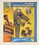 M1A1 Abrams Main Battle Tank Commander Uniform<BR>GI Joe Club Excl