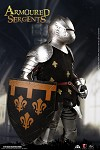 Armored Sergeants Display Set<BR>PRE-ORDER: ETA Q4 2020