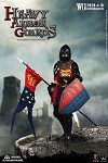 Heavy Armor Guards (Black Knights Series)<BR>PRE-ORDER: ETA Q4 2020