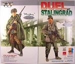 Misha and Kater: Duel at Stalingrad 2 figure set