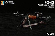 FG-42 Rifle with Scope<BR>PRE-ORDER: ETA Q1 2021
