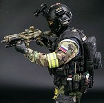 Russian Spetsnax FSB ALPHA Group (St. Petersburg)<BR>PRE-ORDER: ETA Q2 2020