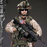 1st SFOD-D Combat Applications Group Gunner<BR>PRE-ORDER: ETA Q2 2020